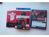 Wolfenstein The New Order As NEW