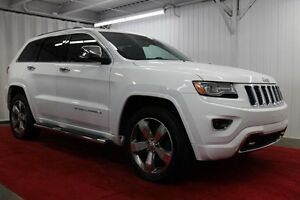 2015 Jeep Grand Cherokee Overland ECO DIESEL * GPS, BLUETOOTH