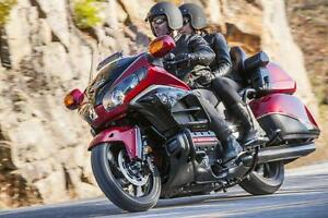 2015 Honda Gold Wing GL1800ADS Airbag 40th Anniversary Ed. Kitchener / Waterloo Kitchener Area image 2