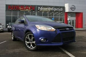 2013 Ford Focus SE/Alloys/Sunroof/Bluetooth/HTD Seats