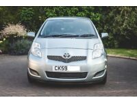Toyota Taris TR VVT Automatic - Lady Owner with Low Mileage/Road Tax in Great Condition