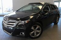 2014 Toyota Venza Limited V6 AWD*NAVI,CUIR,TOIT PANORAMIQUE