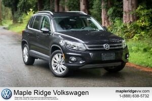 2013 Volkswagen Tiguan 2.0 TSI Highline Staff Owned
