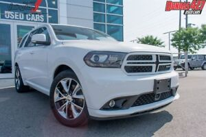 2015 Dodge Durango R/T / ONE OWNER / NAVI