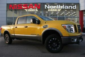 2016 Nissan Titan XD PRO-4X/Bed-Liner/Tow Hitch/4X4