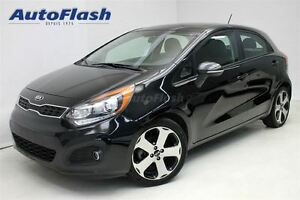 2013 Kia Rio SX Hatchback *Cuire/Leather* Toit/Roof *Bluetooth*