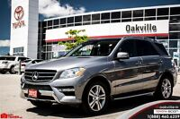 2012 Mercedes-Benz M-Class ML350 BlueTEC, DIESEL, NAVIGATION, RU