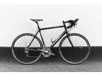 Road bike eddy Merck carbon fork 56 cm new parts