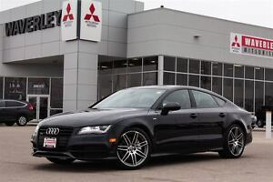 2014 Audi A7 3.0TECKNIC S LINE/OUTSTANDING/EXTREMELYRARE