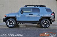 2014 Toyota FJ Cruiser Trail Teams Ultimate Edition TRD - Only 2