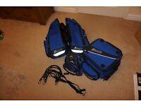 Oxford Sports Lifetime Luggage 4 Piece