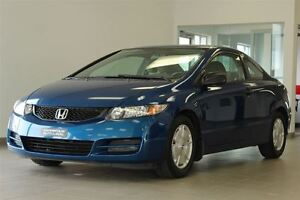 2010 Honda Civic COUPE DX-G A/C *MAGS*BAS KM**