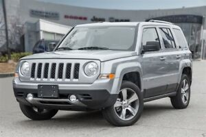 2016 Jeep Patriot HIGH ALTITUDE, LEATHER, ROOF