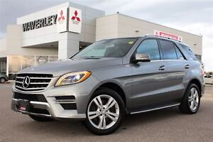 2013 Mercedes-Benz M-Class ML350/BlueTEC/SaveThousands