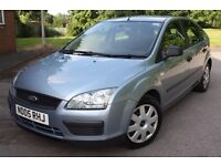2005 FORD FOCUS 1.6 LX, PETROL, MANUAL, 5 DOORS HATCHBACK, LONG MOT, GOOD RUNNER, P/X TO CLEAR !!!!!