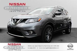 2016 Nissan Rogue SL AWD ONE OWNER/NEVER ACCIDENTED/LOW MILEAGE/
