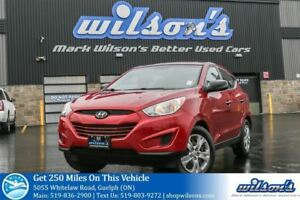2013 Hyundai Tucson GL SUV! HEATED SEATS! BLUETOOTH! CRUISE CONT