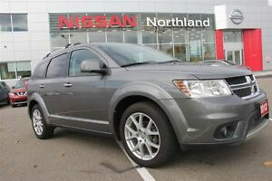 2012 Dodge Journey R/T LEATHER SUNROOF ALL-WHEEL DRIVE
