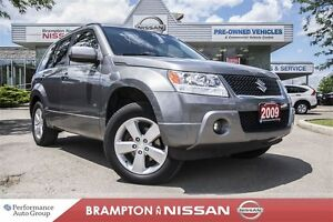 2009 Suzuki Grand Vitara JLX-L *Leather|Heated seats|Sunroof*