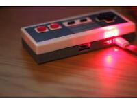 Nes Pad Zero [multi consoles built in]