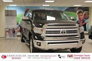 2014 Toyota Tundra Crewmax Platinum 1794