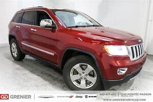 2011 Jeep Grand Cherokee Limited 5,7 Hemi LIQUIDATION *Cuir,toit