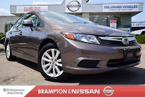 2012 Honda Civic EX-L *Leather,Navigation,Sunroof*