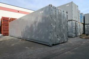 40ft High Cube Refrigerated Shipping Container (Damaged)