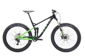 0% FINANCE AVAILABLE New Marin HawkHill BobCat Mountain Bike hydraulics and lock out forks
