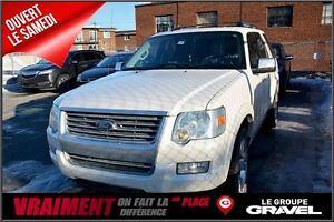 2010 Ford Explorer Limited V8 GPS TV/DVD CUIR TOIT