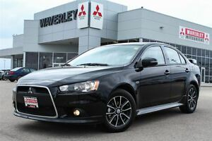 2015 Mitsubishi Lancer GT /10yr Warranty/ Fully Loaded/Heated Le