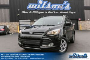 2014 Ford Escape SE LEATHER! NAVIGATION! PANORAMIC SUNROOF! REAR