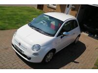Fiat 500 1.2 Pop - 51600 miles - Immaculate Condition!
