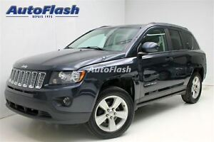 2014 Jeep Compass North 4X4 * Cuir/Leather * Toit-ouvrant/Sunroo