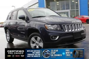 2016 Jeep Compass High Altitude 4x4| Sun| Tip Start| Pwr Heat Le