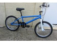 BMX BIKE LIKE NEW 20inch WHEELS