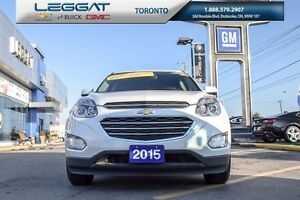2016 Chevrolet Equinox LT-AWD-NAVIGATION-HEATED SEATS-REMOTE