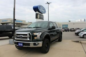2015 Ford F-150 XLT 5.0L OFF ROAD RIM AND TIRE! LOW KM! WARRANTY