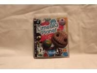 Little Big Planet - Good Condition - PS3 - PlayStation3