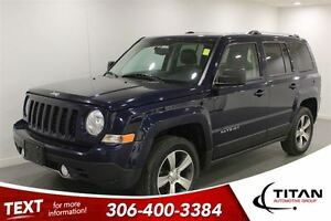 2016 Jeep Patriot Auto|Heated Leather|Sunroof
