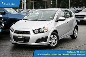 2013 Chevrolet Sonic LT Auto Heated Seats and Satellite Radio