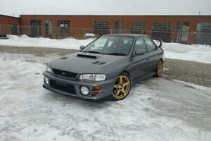 Subaru Impreza WRX GC8 Car Type RA Turbo 5Speed Manual JDM RHD EJ20 Turbo Engine