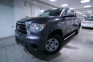 2013 Toyota Tundra SR5 CrewMax 5.7L, LEATHER SEATS,  much more..