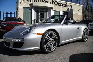 2011 Porsche 911 Carrera Convertible Financement Disponible