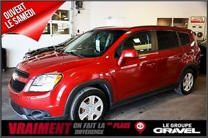 2012 Chevrolet Orlando 1LT  7 PASSAGERS BLUETOOTH