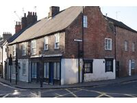 Affordable 1 Bedroom Unfurnished Duplex Apartment in the Centre of Ripon