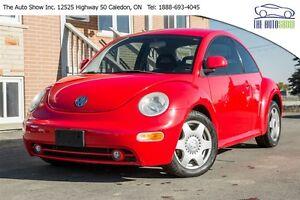 1998 Volkswagen New Beetle LOW KM! MUST SEE!