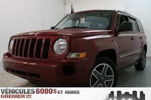 2009 Jeep Patriot AWD+MAGS+TOIT