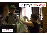 Drama Class in French for Kids -