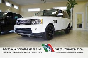 2012 Land Rover Range Rover Sport SUPERCHARGED ONLY 32,000KMS!